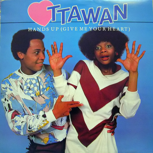 Ottawan - Hands Up (Give me your heart)
