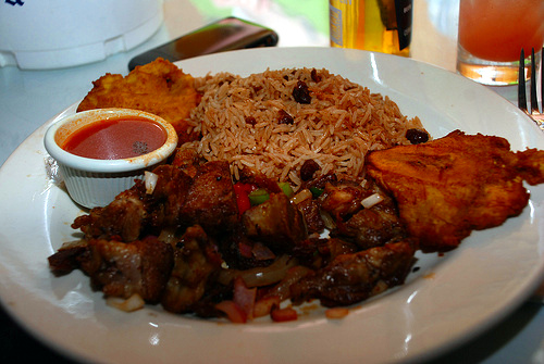 Good Haitian Food Miami